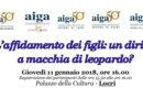 Convegno AIGA 11 gennaio 2018 – Locri