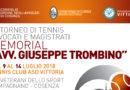 8° Torneo di Tennis