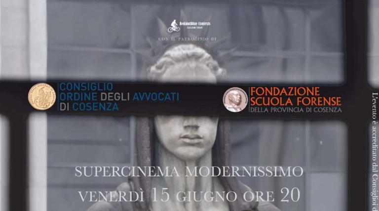 """Proiezione del film """"La Convocazione"""" Venerdì 15 giugno ore 20.00 Cinema Modernissimo"""