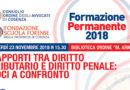Formazione permanente 23 novembre 2018