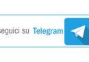 A tutti gli iscritti: seguiteci su Telegram