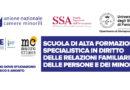 Scuola di Alta Formazione specialistica in Diritto delle relazioni familiari, delle persone e dei minori.