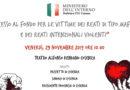 Teatro Rendano 29 novembre 2019 ore 10.00