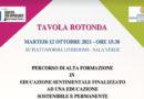 Tavola Rotonda – 12 10 2021